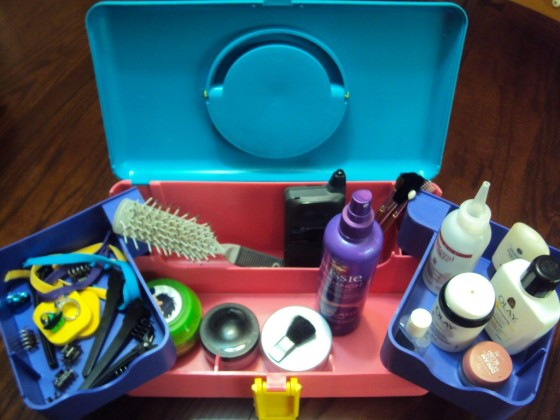 Salon Pretend Play Activity for Toddlers and Preschoolers