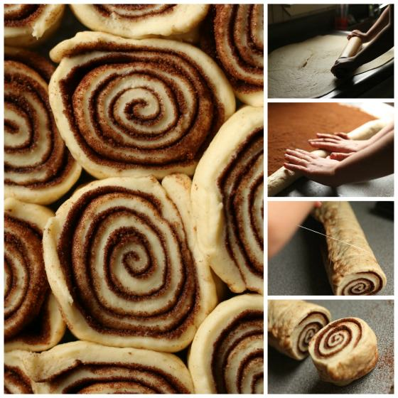 How To Make Homemade Bread Machine Cinnamon Rolls