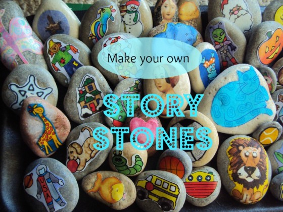 story stones - happy hooligans
