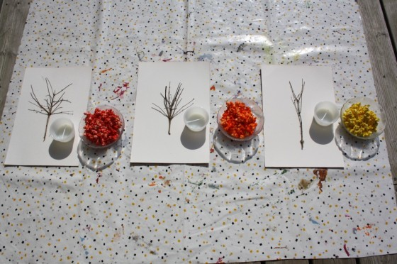 Fall Craft Ideas For Infants