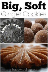 Ginger Cookies - Happy Hooligans  copy