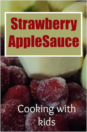 Strawberry-Applesauce Recipe