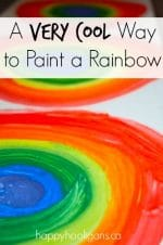 A Very Cool Way to Make a Rainbow