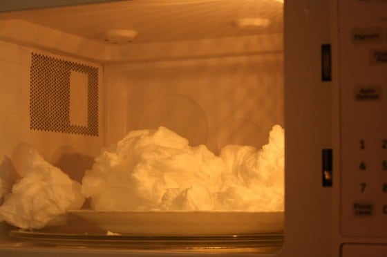 ivory soap exploding in microwave
