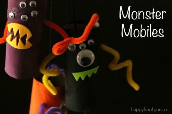 monster-mobiles-preschool-halloween-craft