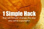 The Pumpkin Carving Tip that Will Change the Way You Carve Pumpkins Forever
