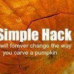 Simple pumpkin hack