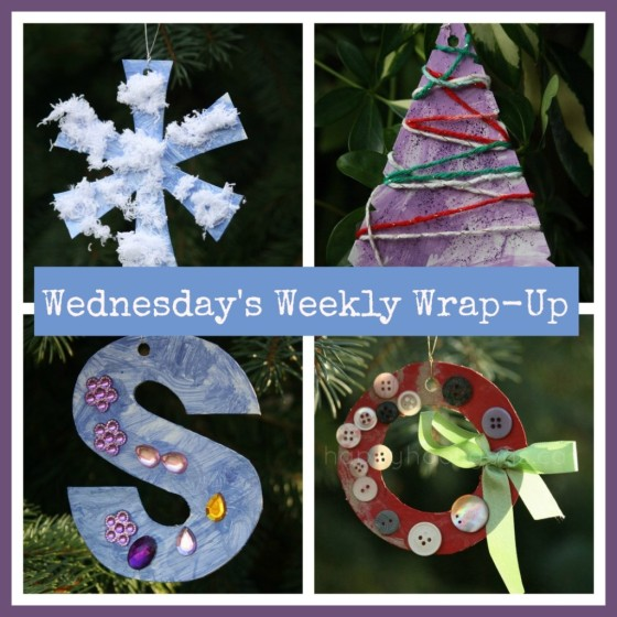 wednesday's weekly wrap up November 28/12