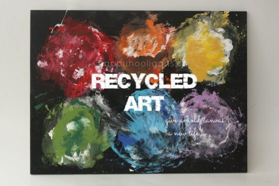 recycled art cover photo