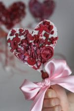 Valentines Collage Pops