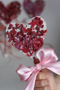 valentine's collage pop