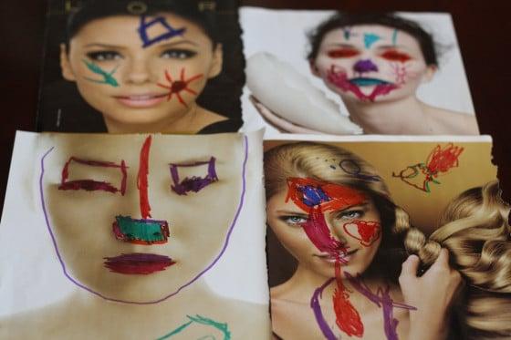 magazine makeover - happy hooligans