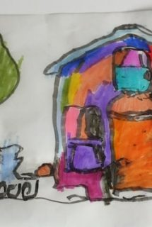 Tracing Paper Drawing Activities for Toddlers and Preschoolers