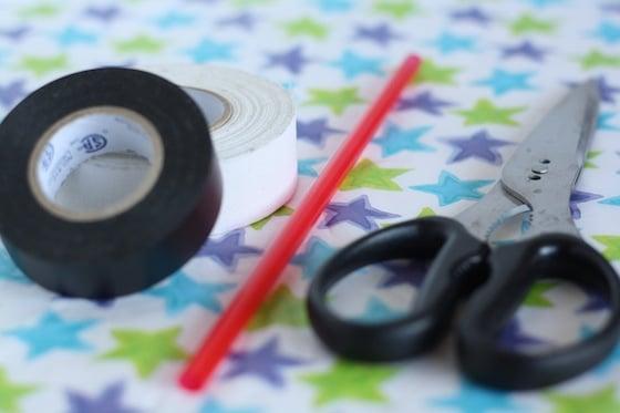 supplies for homemade magic wand