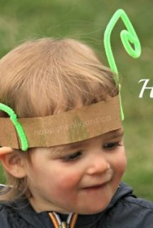 easy bug headband