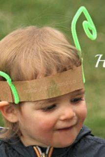easy bug headband
