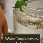 water displacement activity - happy hooligans