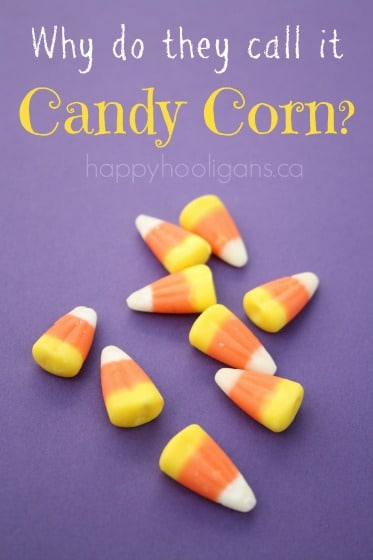 Why do they call it Candy Corn