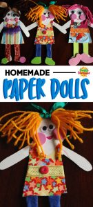 Paper Dolls Homemade