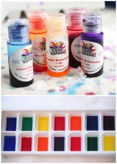 liquid watercolours