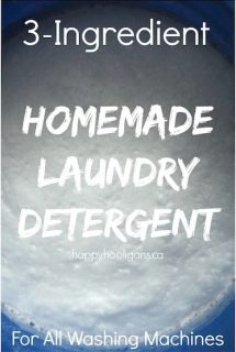 Best Homemade Laundry Detergent  – $20 Washes 5000 Loads