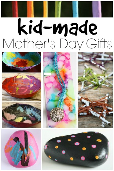 Mother's Day Gifts for Kids to Make