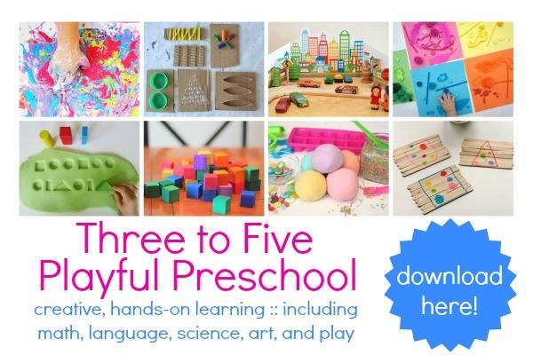 Download Playful Preschool e-book