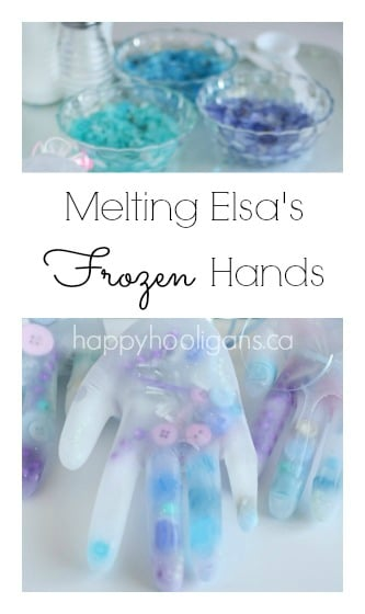 Melting Elsa''s Frozen Hands from Happy Hooligans