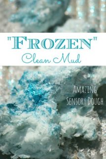 Frozen Clean Mud