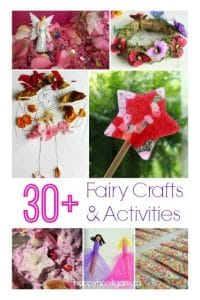 30+ Fairy Crafts and Activities