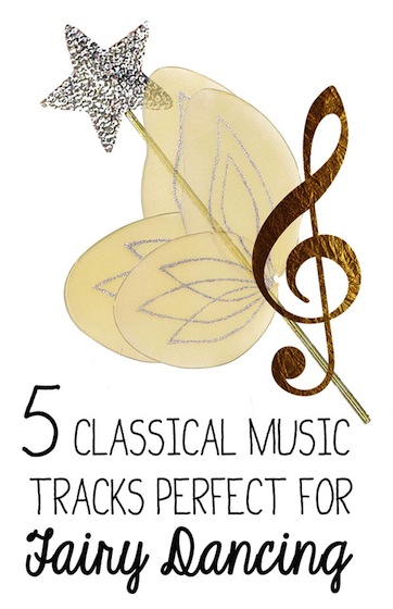 Music for fairies to dance to