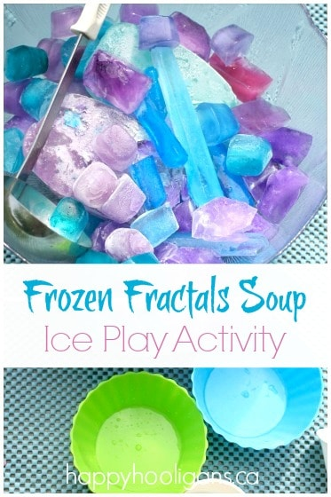 Frozen-Fractals-Soup-Ice-Play-Activity