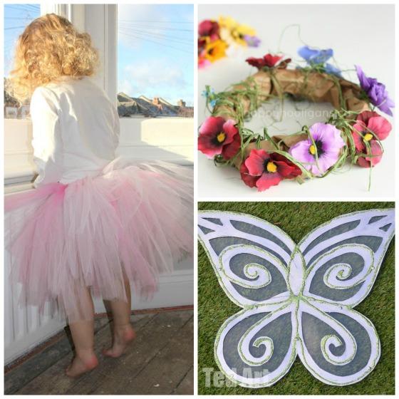 faire tu-tu, fairy taira, fairy wings