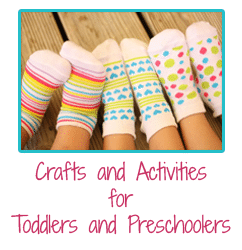 kids crafts and activities for toddlers and preschoolers