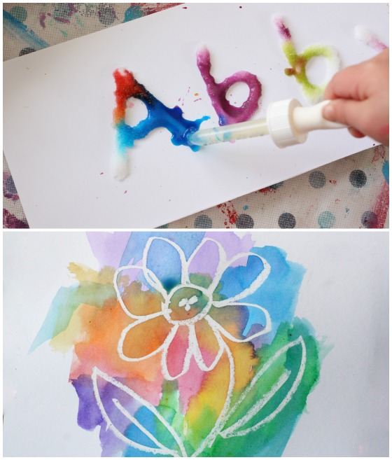 25+ Awesome Art Projects for Toddlers and Preschoolers - Happy Hooligans
