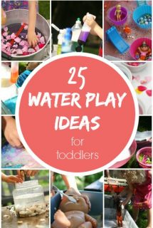 25 backyard water play ideas for toddlers
