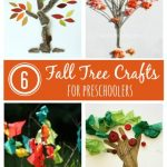 6 fall tree crafts for preschoolers to make