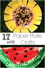 17 Paper Plate Crafts to Make at Home or School