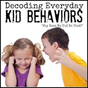Decoding-Kid-Behaviors