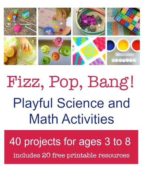 Fizz Pop Bang Playful Math and Science Activities ebook