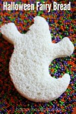 Halloween Fairy Bread