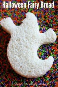 Fairy Bread Halloween