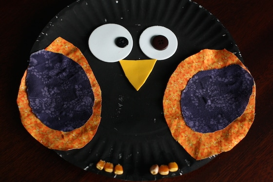 3 Easy Paper Plate Crafts For Halloween Happy Hooligans