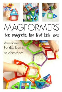 Magformers Review – The Magnetic Building Toy that Kids Just Love
