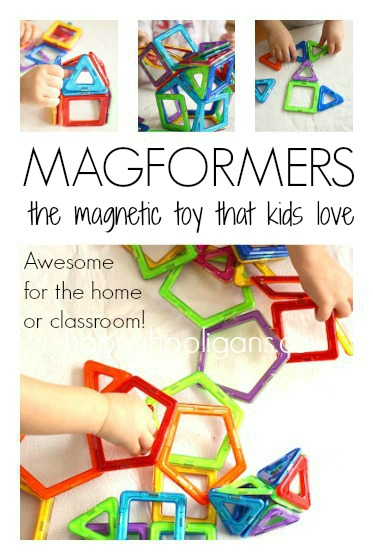 Magformers Magnetic Building Toy for Kids