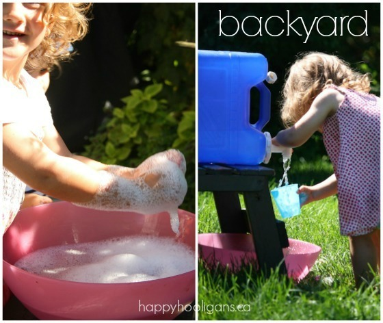 backyard play hacks