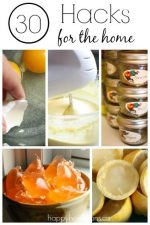 30 Time Saving Tips and Hacks for Home