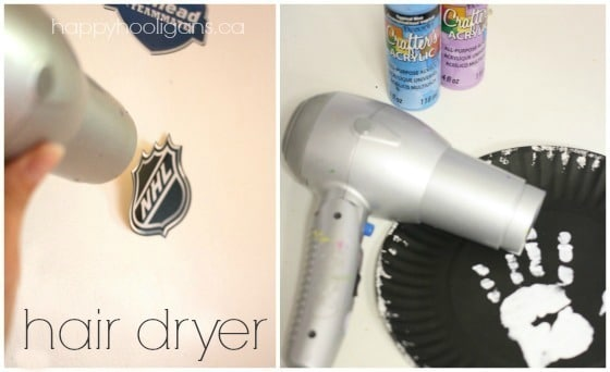 hair dryer hacks