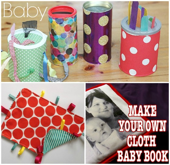 homemade toys to make for baby