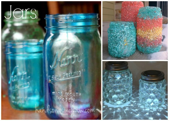 Jars And Luminaries For Kids To Make